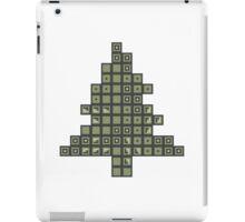 Tetrismas Tree iPad Case/Skin