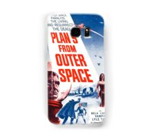 Plan 9 From Outer Space Samsung Galaxy Case/Skin