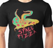 Space Pizza Unisex T-Shirt