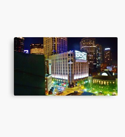 South Tryon Canvas Print