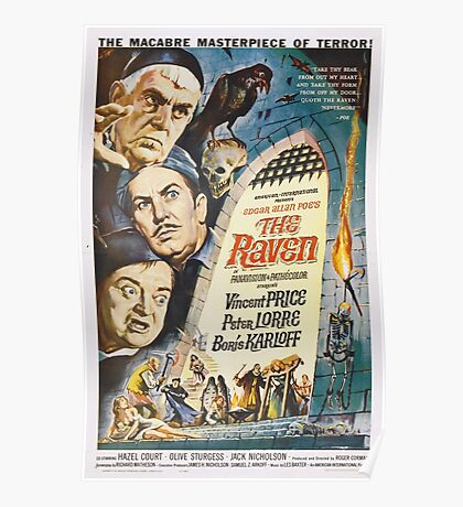 The Raven Poster