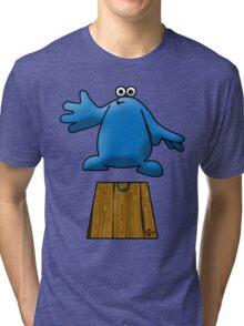 Berk The Trapdoor Servant Tri-blend T-Shirt