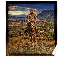 The Texas Ranger Poster