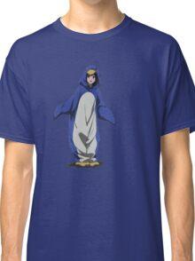 Hyouka: Eru Chitanda Penguin Outfit Pose Classic T-Shirt