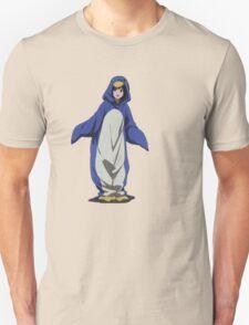 Hyouka: Eru Chitanda Penguin Outfit Pose Unisex T-Shirt