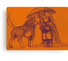 Zelda - Twilight Princess Canvas Print