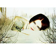 All she has is within Photographic Print