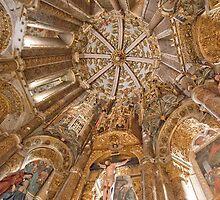 A Charola. Knight Templars Convent. Tomar by terezadelpilar~ art & architecture