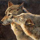 WolfKiss by John Ryan