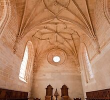 Sala do Capítulo. The Chapter room. Knight Templars. by terezadelpilar~ art & architecture