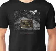 DXR-PROTECT OUR RIVERS Unisex T-Shirt