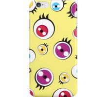 ponponpon iPhone Case/Skin