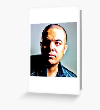 Omar Greeting Card