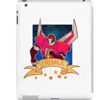 Star-scream iPad Case/Skin