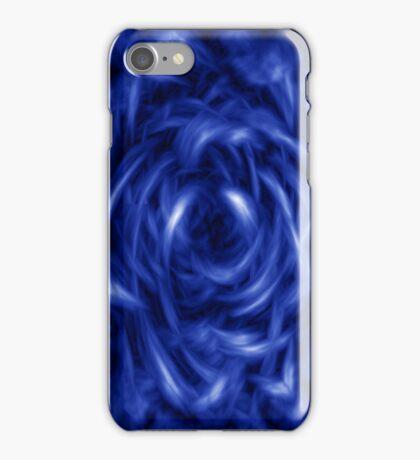 Blue Fire iPhone iPhone Case/Skin