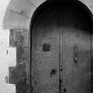 Old Ironworks Door by James2001