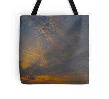 Cloud sigh Tote Bag