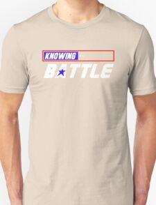 Half the Battle Unisex T-Shirt