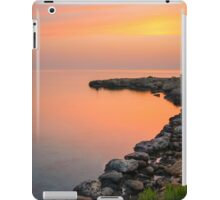 Sunrise over Cyprus iPad Case/Skin