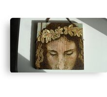 Hawiian longing Canvas Print