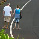 Tourists On Kaua'i Loving It by Hapatography