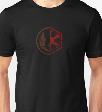 Jedi vs Sith Unisex T-Shirt