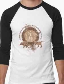 Curse your Betrayal - Firefly Men's Baseball ¾ T-Shirt