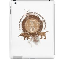 Curse your Betrayal - Firefly iPad Case/Skin