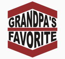 Grandpa's Favorite One Piece - Short Sleeve