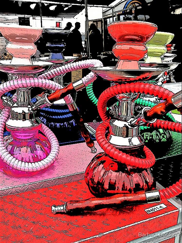 Hookah by Barbara Gordon