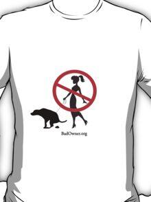 BadOwner.org T-Shirt
