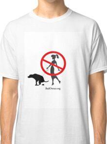 BadOwner.org Classic T-Shirt