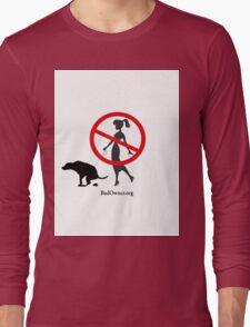 BadOwner.org Long Sleeve T-Shirt
