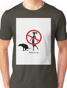 BadOwner.org Unisex T-Shirt