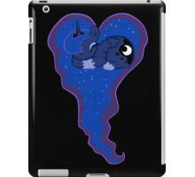 Princess Luna Sleeping Heart iPad Case/Skin