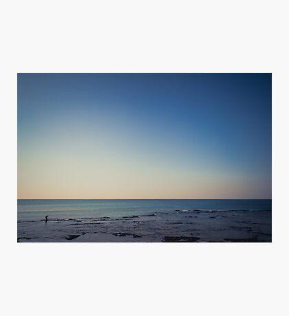 Blue Ocean Photographic Print