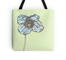 Himalayan poppy Tote Bag