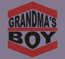 Grandma's Boy Kids Tee