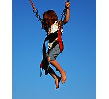 High Flying, Adored Photographic Print