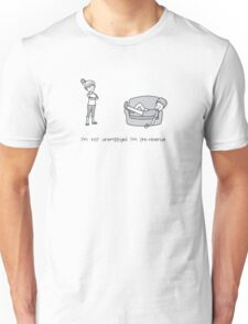 I'm not unemployed I'm pre-revenue Unisex T-Shirt