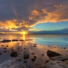 Boston Bay sunrise - Port Lincoln, South Australia (HDR) by PC1134