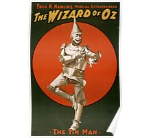 The Wizard of Oz - Tin Man Poster