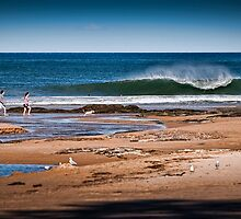 Puckies, North Wollongong by 16images