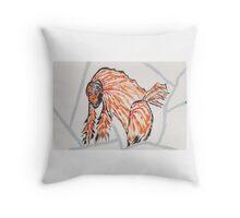 ART FUN by Cheryl D rb-053 Throw Pillow