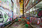 Street Canvas by Emma Holmes