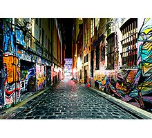 Urban Gallery Photographic Print