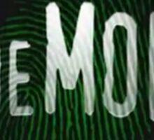 Wie is de Mol? -Logo Sticker