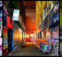 Hosier Lane by Emma Holmes