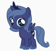 Filly luna by imscootaloo