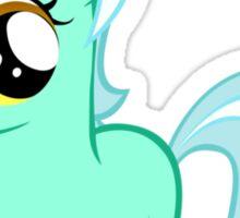 Filly Lyra Sticker